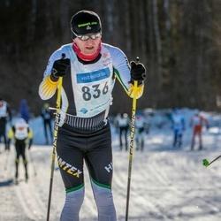 46. Tartu Maraton - Jorma Pöyry (836)