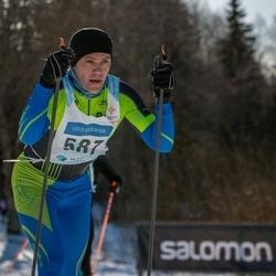 46. Tartu Maraton - Renek Loorens (587)