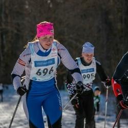 46. Tartu Maraton - Eeva Avik (696)