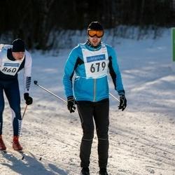 46. Tartu Maraton - Veikko Hõbemägi (679)