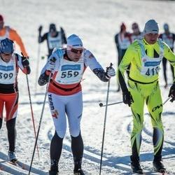 46. Tartu Maraton - Janek Trepp (410), Alar Just (559)