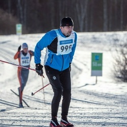 46. Tartu Maraton - Andres Leosk (999)