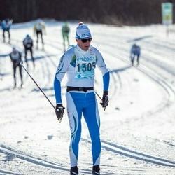 46. Tartu Maraton - Ave Fabrizio Dalle (1305)