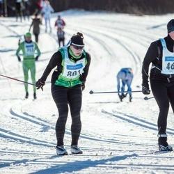 46. Tartu Maraton - Hanna-Maria Puhke (801)