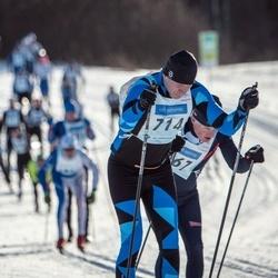46. Tartu Maraton - Tauno Treier (714)
