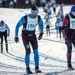 46. Tartu Maraton - Riho Kikkas (777), Janek Shein (1016)