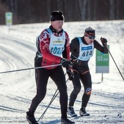 46. Tartu Maraton - Leonid Kuzmin (674), Toomas Valgma (4023)