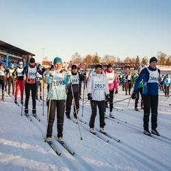 46. Tartu Maraton - Anni Urb (2093), Kris-Marie Nisu (2937)
