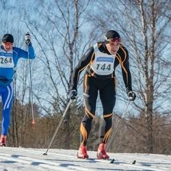 46. Tartu Maraton - Alexander Shashin (144), Yury Antokhin (264)