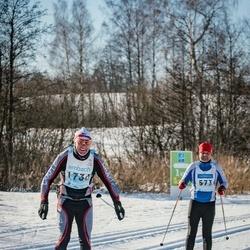 46. Tartu Maraton - Ando Allik (573), Libor Bujacek (1736)