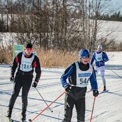 46. Tartu Maraton - Marek Enok (546), Bert Lõuke (1219)