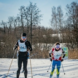 46. Tartu Maraton - Karl Viidebaum (1374), Ando Arula (2363)