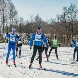 46. Tartu Maraton - Erkki Luuk (853), Erki Unn (1438)
