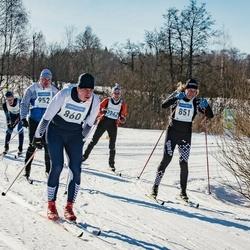 46. Tartu Maraton - Mart Kajari (851), Urmet Hiiekivi (860)