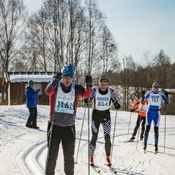 46. Tartu Maraton - Veiko Jansen (854), Ivar Puusepp (1161)