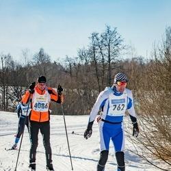 46. Tartu Maraton - Jüri Pokk (762), Heiki Randmäe (4086)