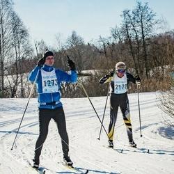46. Tartu Maraton - Argo Priivits (1273), Marco Viale (2170)