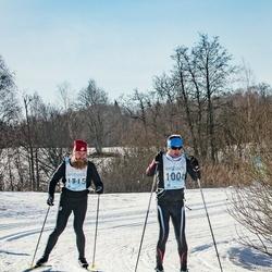 46. Tartu Maraton - Andreas Tooming (1006), Aare Huik (1315)
