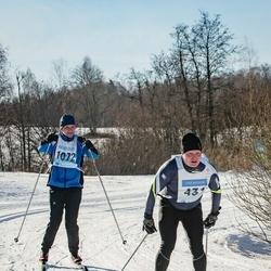 46. Tartu Maraton - Aivo Traks (431), Raul Baumann (1072)