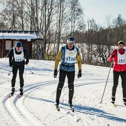 46. Tartu Maraton - Rauno Tiits (127), Olev Murd (4110)