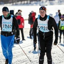 46. Tartu Maraton - Henri Kõiv (1220), Mait Kuldmaa (1240)