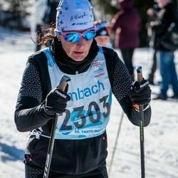 46. Tartu Maraton - Kristiina Hannula (2303)