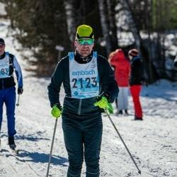 46. Tartu Maraton - Urmas Leol (2123)