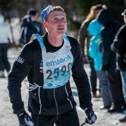 46. Tartu Maraton - Johan Kristoffersson (2590)