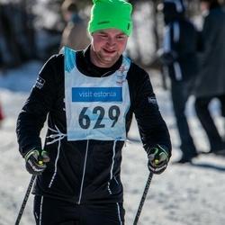 46. Tartu Maraton - David Holmström (629)
