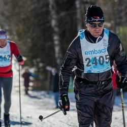 46. Tartu Maraton - Urs Pfister (2405)