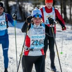 46. Tartu Maraton - Kaire Vaher (2285)