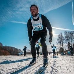 46. Tartu Maraton - Andres Teder (1601)