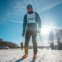 46. Tartu Maraton - Johnny Vangen (2682)