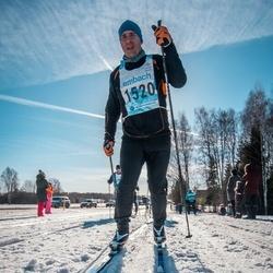 46. Tartu Maraton - Sten Teppan (1520)