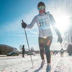 46. Tartu Maraton - Marina Järve (2749)