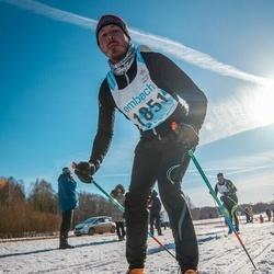 46. Tartu Maraton - Jürgen Ainsalu (1851)