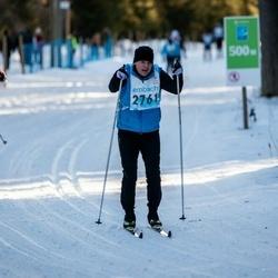 46. Tartu Maraton - Madis Abel (2761)