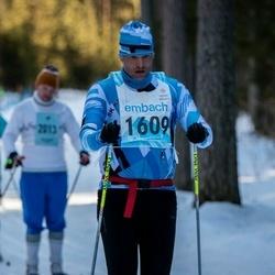 46. Tartu Maraton - Indrek Sauväli (1609)