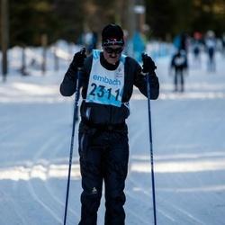 46. Tartu Maraton - Erich Degiacomi (2311)
