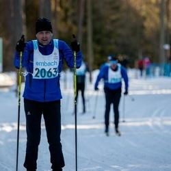 46. Tartu Maraton - Sander Maasik (2063)