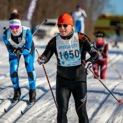 46. Tartu Maraton - Arvi Mägin (1650)