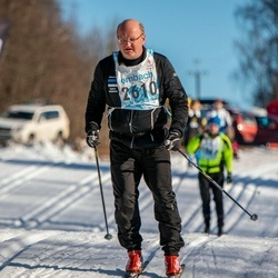 46. Tartu Maraton - Lars Gunnar Mattsson (2610)