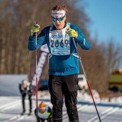 46. Tartu Maraton - Liam Pelletier (2669)