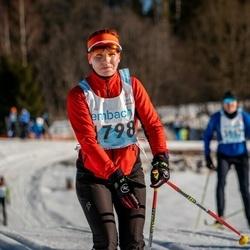 46. Tartu Maraton - Piret Telgmaa (1798)