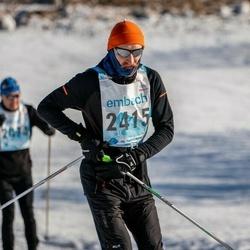 46. Tartu Maraton - Janis Kopmanis (2415)