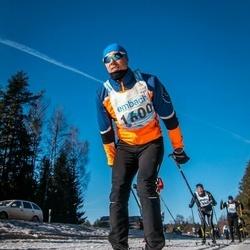 46. Tartu Maraton - Marko Tammist (1600)
