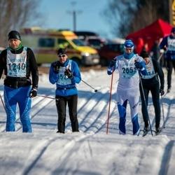 46. Tartu Maraton - Mait Kuldmaa (1240), Andrey Volodin (2651)