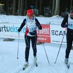 46. Tartu Maraton - Anna Nazarova (1325), Krister Kallas (8272)
