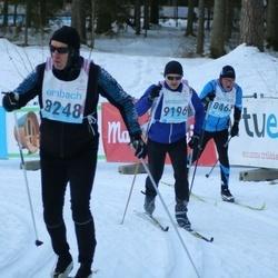 46. Tartu Maraton - Toomas Jürgens (8248), Aare Ärmpalu (9196)