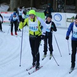 46. Tartu Maraton - Jüri Kämärä (8427), Arno Pae (9323)